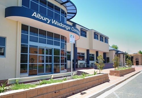Victorian Public Hospital Bed Numbers : Albury wodonga health campus accommodation find